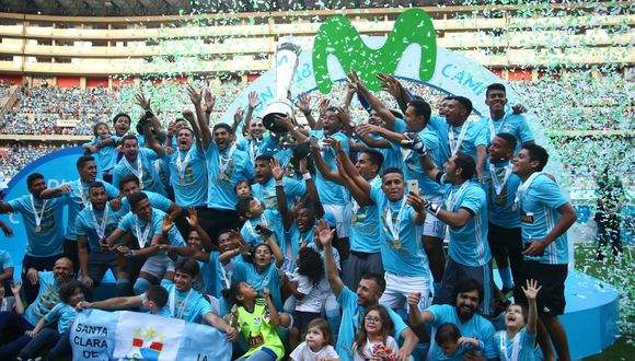 Sporting Cristal. (Foto: GEC).