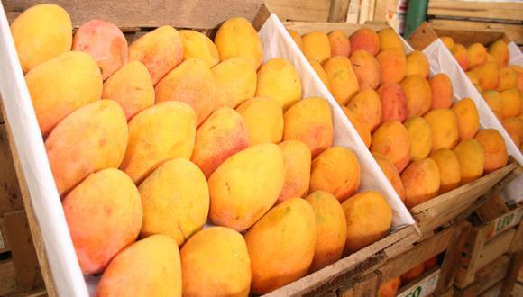 La norma técnica solo es aplicable a la comercialización de mango fresco. (Foto: Andina).