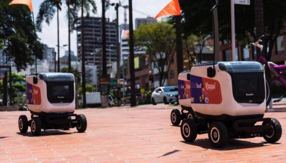 El piloto se desarrolla en Colombia. (Foto: Rappi)