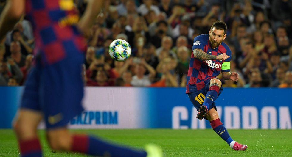 Lionel Messi marcó 16 goles en sus primeros 30 partidos de Champions League. (Foto: AFP)