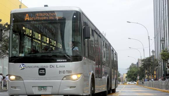 Metropolitano. (Foto: USI)