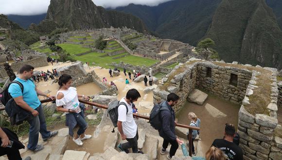 Turismo interno. (Foto: GEC)