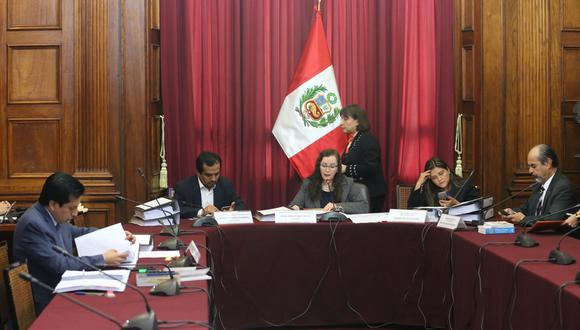 Conclusiones. En los 10 informes de la comisión Lava Jato no se acusa ni se halla responsabilidad penal en el expresidente Alan García.