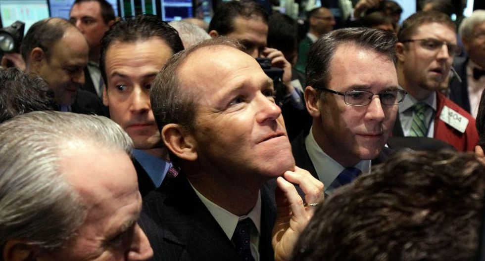 David Calhoun. (Foto: Reuters)