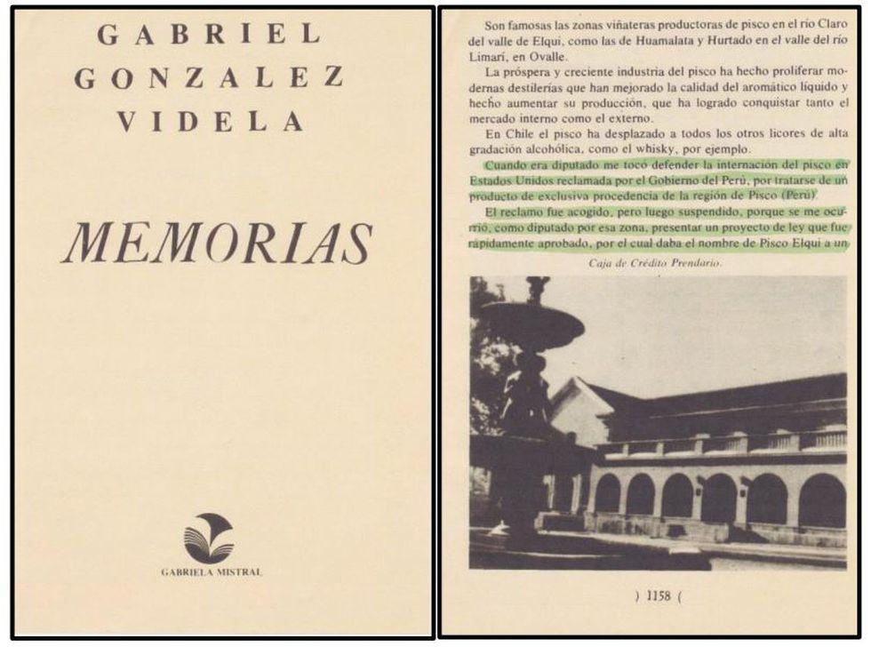 Memoria de Gabriel González Videla