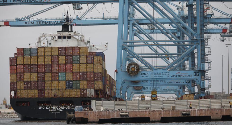 Servicios de exportación cuentan con el apoyo de las Fuerzas Armadas para garantizar su continuidad. (Foto: GEC)