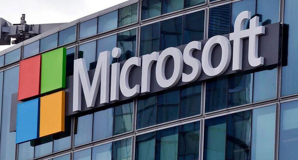 FOTO 4   Microsoft. La tecnológica vuelve a surgir entre las primeras cinco, gracias a un 47% de crecimiento en su valor de marca hasta alcanzar los US$ 119,595 millones. (Foto: Getty)