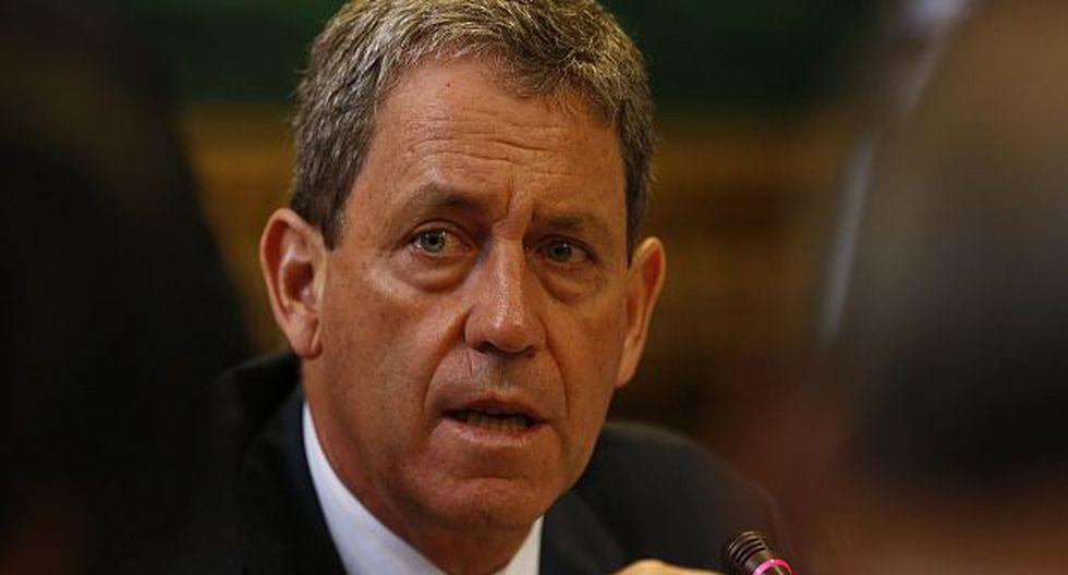 Alfredo Thorne saludó designación de Luis Carranza como presidente de la Corporación Andina de Fomento. (Piko Tamashiro)