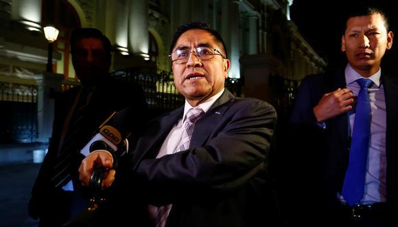 César Hinostroza afronta un proceso de extradición en España, a donde huyó en octubre del 2018. (Foto: GEC)