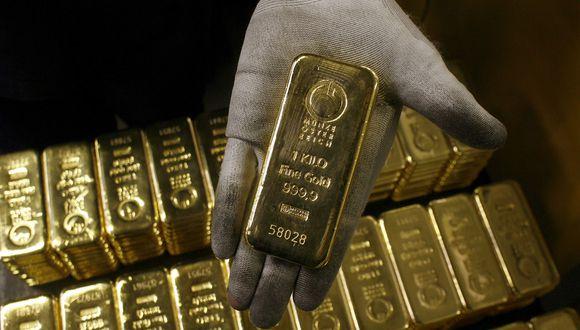 Los futuros del oro en Estados Unidos subían un 0.2%, a US$ 1,409.8 la onza. (Foto: Reuters)