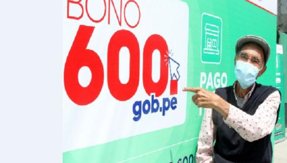 El Sisfoh permite focalizar la entrega, por ejemplo, de los subsidios económicos que entrega el Gobierno como el Bono 600 o el Bono Yanapay (Foto: Andina)