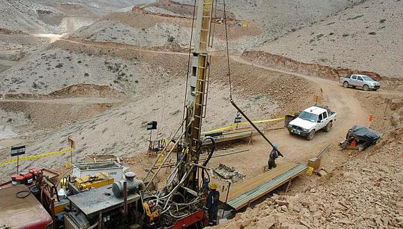 De enero a septiembre de este año la inversión en exploración (US$ 260 millones) se ha reducido 13.5%, que representa cerca del 6% de toda la inversión minera (US$ 4,000 millones) en ese mismo período de tiempo. (Foto: GEC)