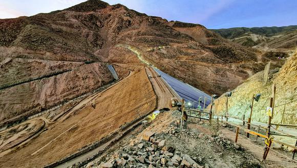La mina Quellaveco está ubicada en la región Moquegua.  (Foto: Soletanche Bachy).