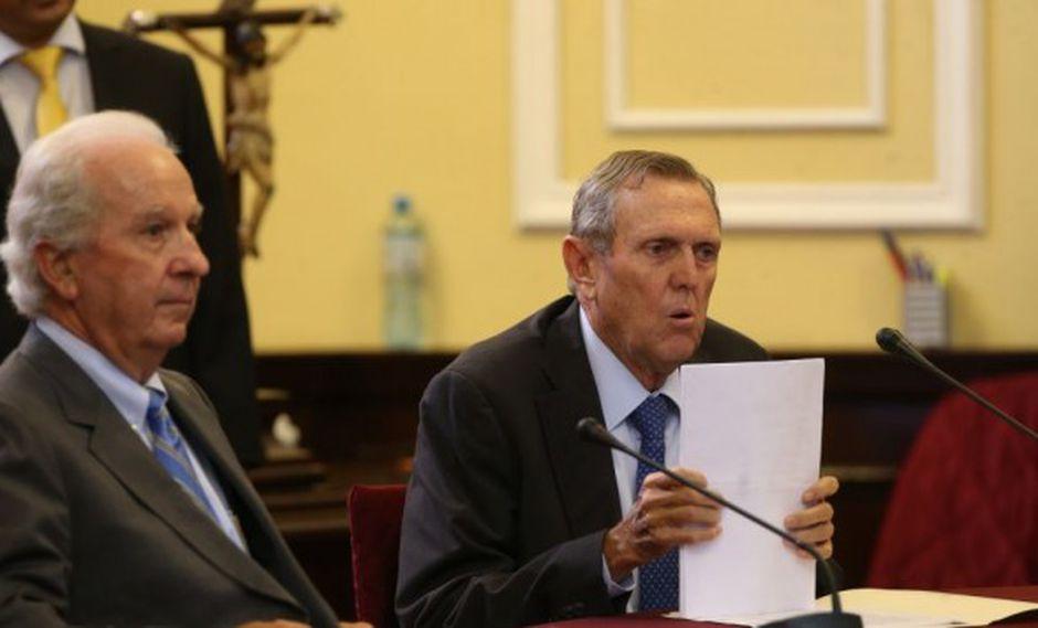 José Alejandro Graña Miró Quesada declaró por última vez ante el fiscal José Domingo Pérez el pasado 25 de julio. (Foto: GEC)