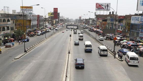 Se cerrará un tramo de la Carretera Central para ejecutar obras de la Línea 2 del Metro de Limay Callao. (Foto: GEC)