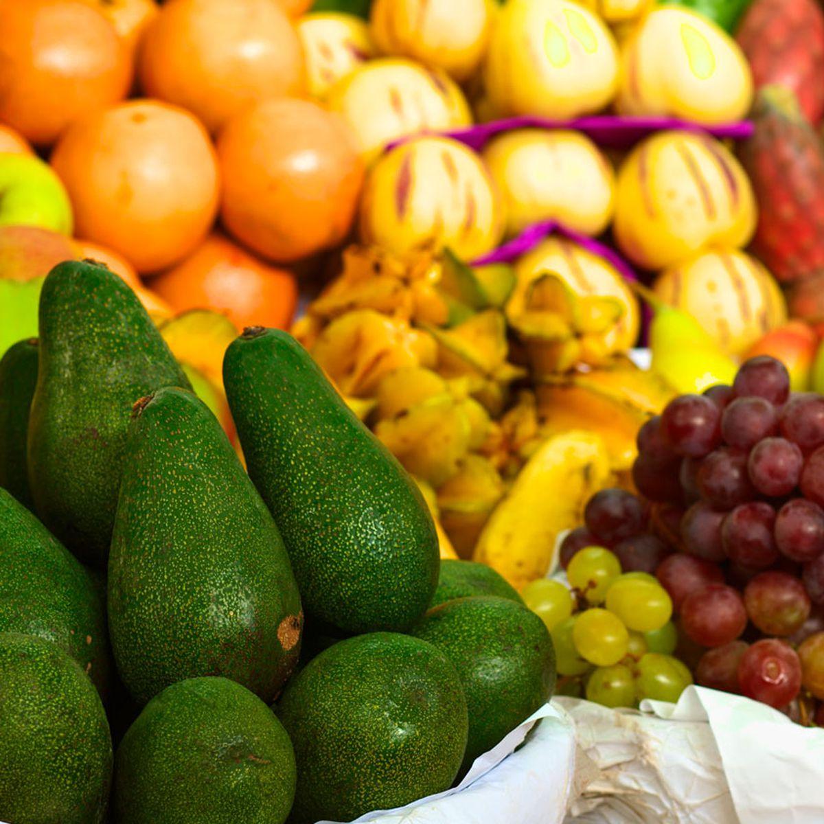frutas periodo otoño chile