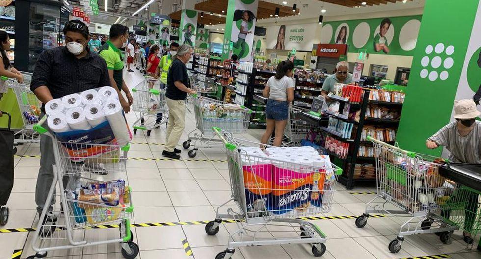 Solo los hombres pueden salir a hacer compras los lunes, miércoles y viernes. (Foto: GEC)