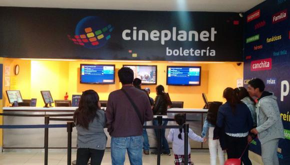 Cineplanet anunció a mediados de abril que aplicaría la suspensión perfecta de labores entre sus trabajadores. (Foto: Difusión)