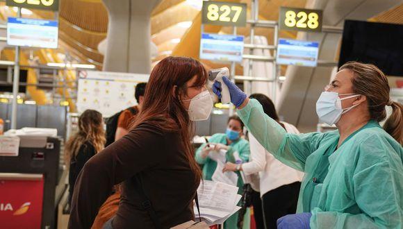 Coronavirus en España. (Foto: Paul Hanna/Bloomberg)