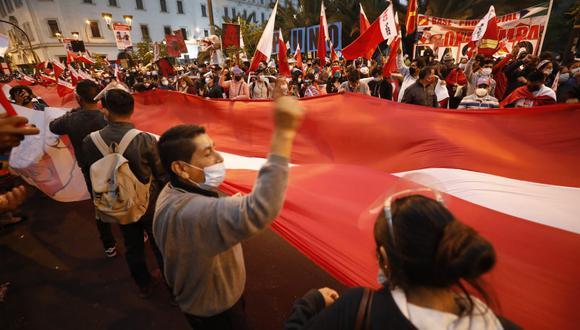 Movilizaciones se llevarán a cabo esta tarde en diferentes puntos de la capital. Foto: César Bueno/@photo.gec