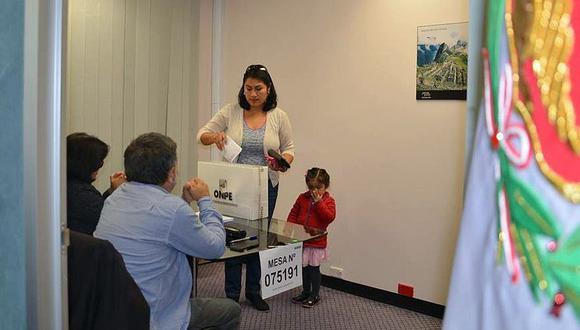 Los peruanos residentes en Venezuela y Chile no podrán participar en las elecciones generales del 11 de abril. (Foto: @CancilleriaPeru / Referencial)