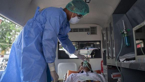 La Diresa de Loreto confirmó el primer caso con coronavirus en la ciudad de Iquitos.