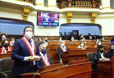 APP decidirá voto de confianza al gabinete Vásquez el lunes 25