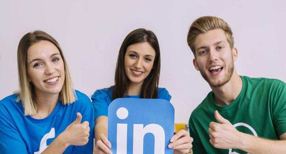 LinkedIn es una comunidad social orientada a las empresas, a los negocios y el empleo. (Foto: Freepik)