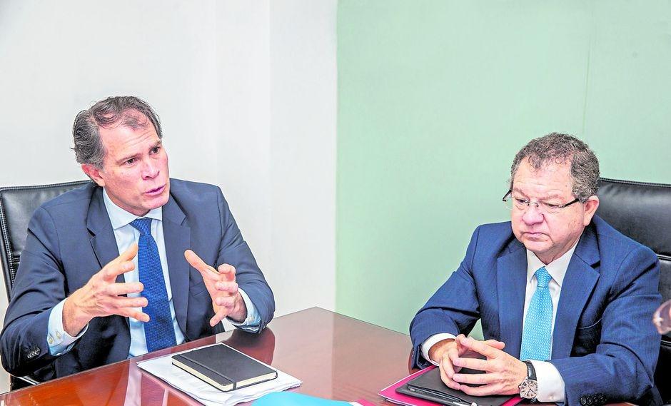 Las Bambas.  Ejecutivos de MMG -empresa a cargo de Las Bambas-  señalan avances en la posibilidad de conexión de un mineroducto y proyecto de tren a San Juan de Marcona. (Foto: Allen Quintana)