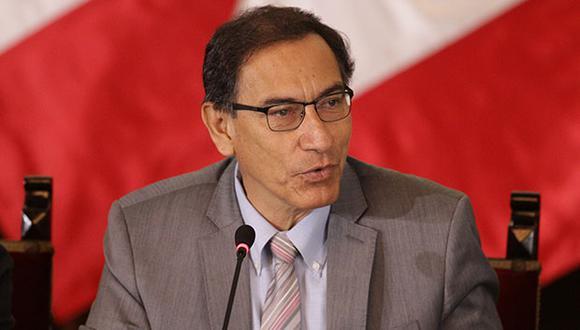 Según Villacorta, Vizcarra y los integrantes de la plancha presidencial de PPK tenían el control del partido a nivel financiero y en la toma de decisiones. (Foto: GEC)