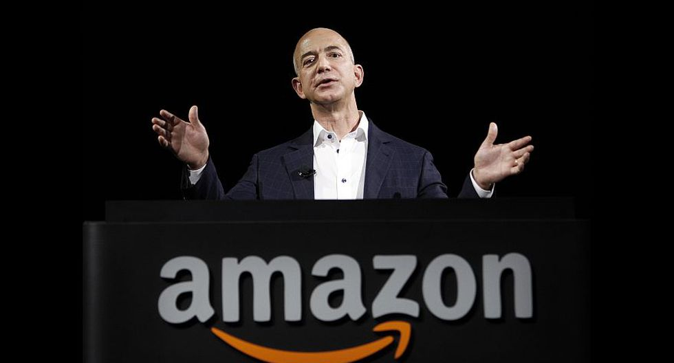 Jeff Bezos, el fundador y director ejecutivo de Amazon (Foto: Reuters/AP/AFP)