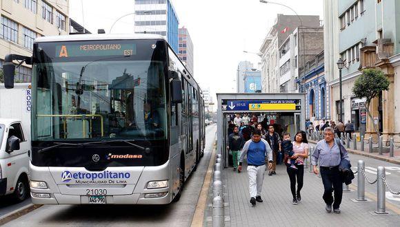 (Foto: Metropolitano)