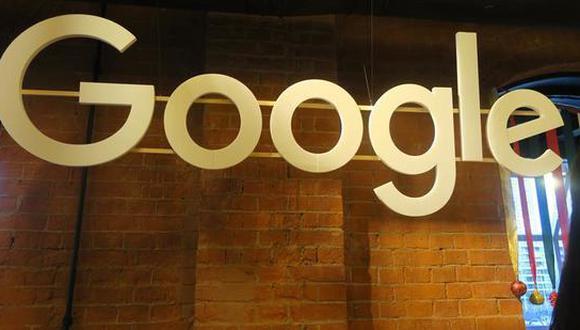 Google. (Foto: EFE).