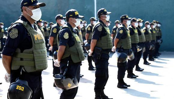 Policía Nacional del Perú. (Foto: Difusión)