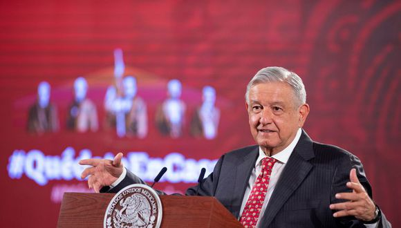 López Obrador (Foto: EFE)