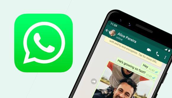 Después de varios años WhatsApp implementa, al menos en su versión beta, la función para enviar un video en buena calidad (Foto: WhatsApp)