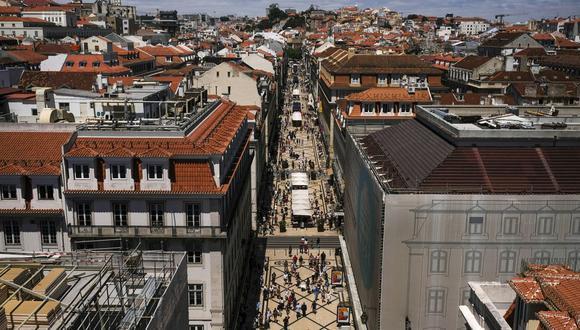 Portugal ocupó el tercer lugar en el Índice de paz mundial en 2019, frente a la clasificación de Brasil, de 116. (Foto: Bloomberg)