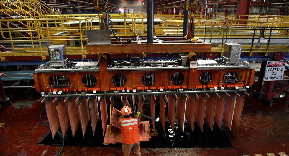 Cobre baja y níquel se encamina a su mayor pérdida mensual. (Foto: Reuters)