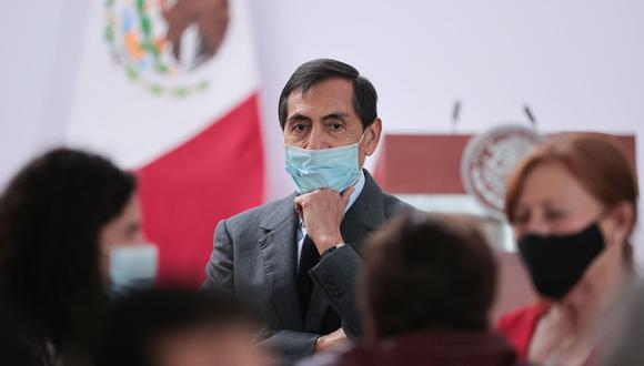 Rogelio Ramírez de la O, secretario de Hacienda de México. (Bloomberg)