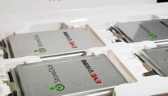 StoreDot ha indicado que las baterías de carga rápida podrían superar el rango y la ansiedad por la carga, una barrera crítica para la adopción generalizada de vehículos eléctricos. (Bloomberg)