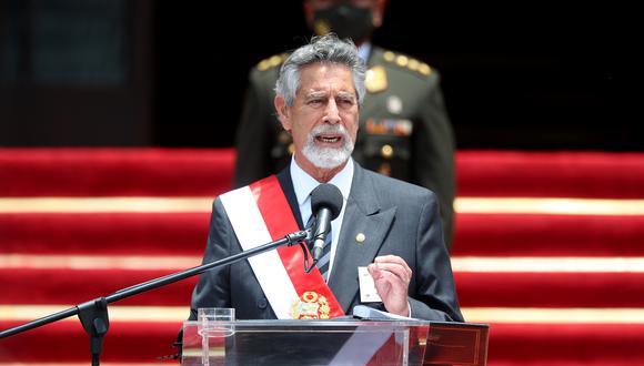 Francisco Sagasti. (Foto: Presidencia)