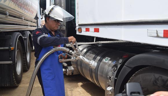 Quavi instalará grifos de GNL en el norte del Perú. (Foto: Difusión)