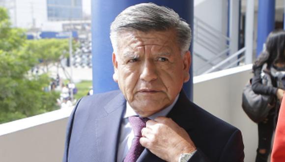 César Acuña es el candidato presidencial de Alianza Para el Progreso. (Foto: GEC)