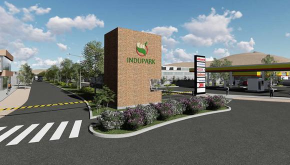 """Indupark se prepara para ingresar al negocio de renta de terrenos y plantas """"llave en mano"""" (Foto: Captura)"""