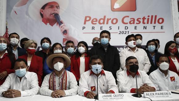 """Editorial de Gestión: ¿Tendrá Castillo la capacidad política para soportar la presión que recibirá del interior de su partido?""""  (Foto: César Campos / @photo.gec)"""