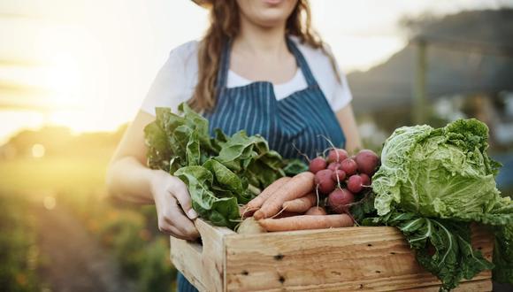 El mercado de productos orgánicos de Estados Unidos alcanzó la cifra récord de US$ 52,500 millones en ventas en el año 2018. (Foto: iStock)