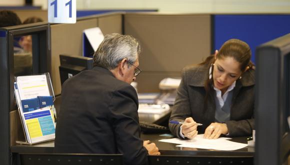 Ingresos. Comisiones que cobran las gestoras de fondos de pensiones a sus afiliados sumaron S/ 332 millones, a marzo. (Foto: GEC)