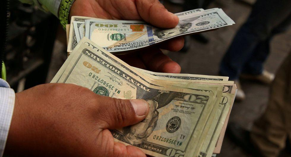 En el mercado paralelo el dólar se cotizó a S/ 3.54 la venta. (Foto: Reuters)