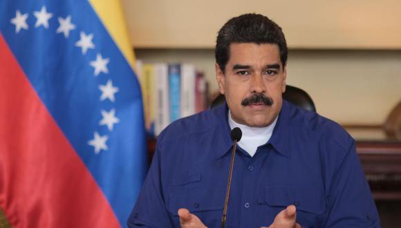 En agosto de 2018, Maduro lanzó un paquete de medidas económicas que vincularon el salario mínimo al criptoactivo petro. (Foto: EFE)