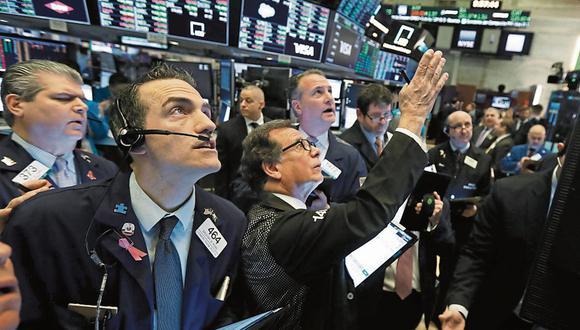 Inversiones. Sufrieron por la elevada turbulencia del trimestre. (Foto: AP))